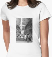 Tourism Women's Fitted T-Shirt
