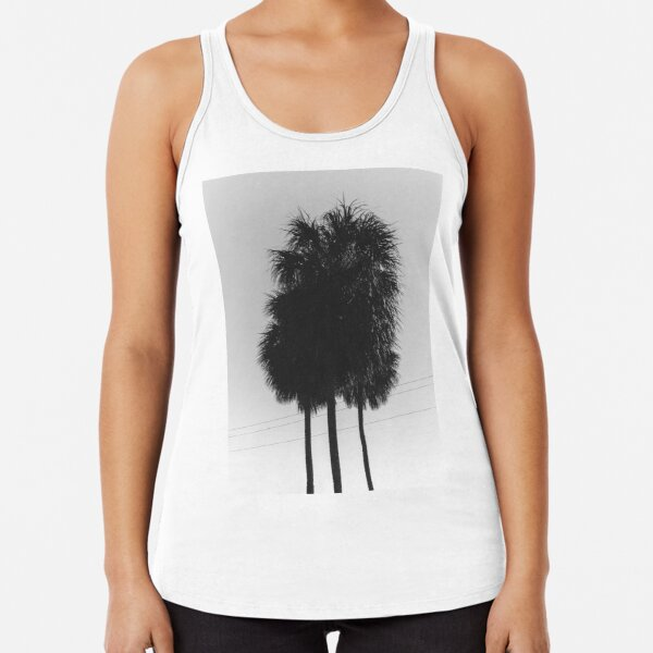 Here's Some Trees Racerback Tank Top