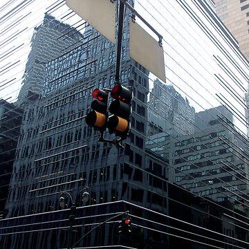 Reflection, New York by bubblemonkey