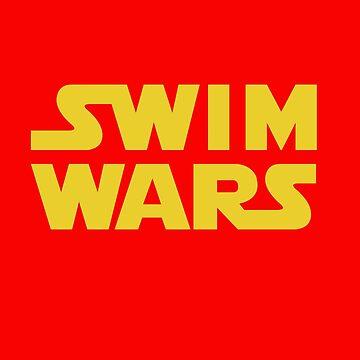 Swim Wars by visuals2018