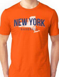New York Baseball 2 Unisex T-Shirt