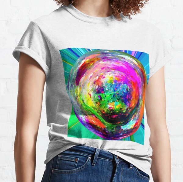 marble 3 Classic T-Shirt