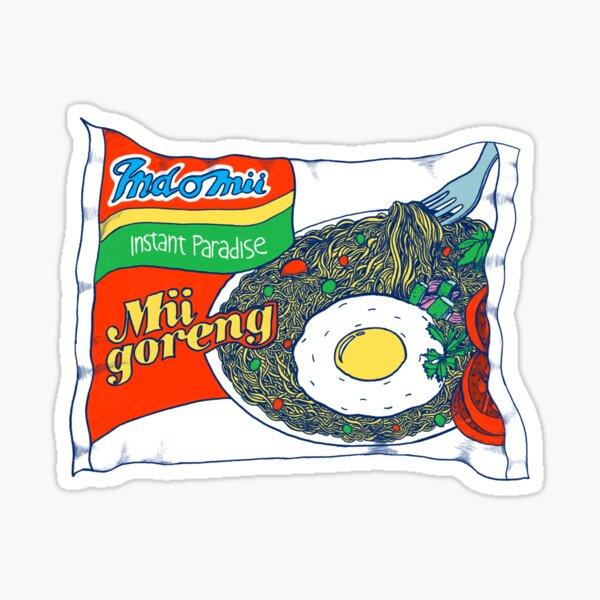 Indomii Goreng Instant Noodle Sticker
