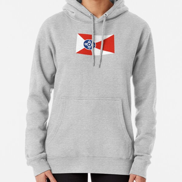 Flag of Wichita Pullover Hoodie
