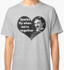 Tesla Love Classic T-Shirt
