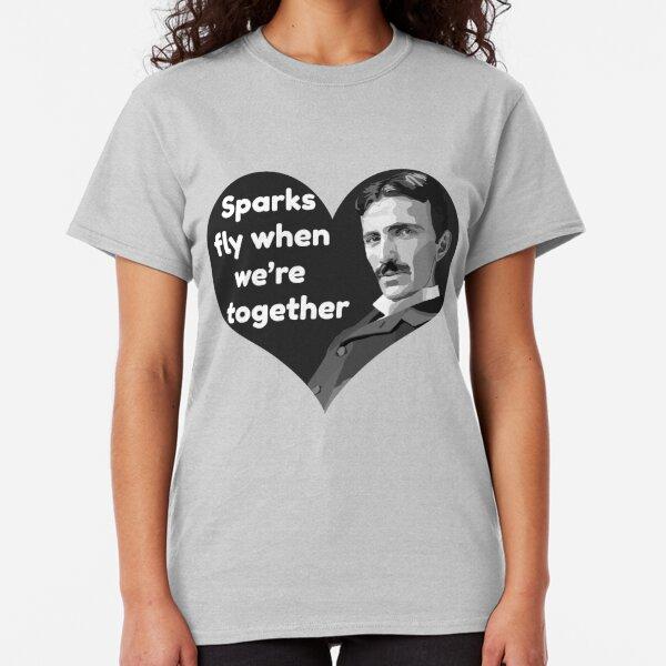 Master Mind T-shirt Nerdy Smart Funny Top Einstein Tesla Newton Entrepreneur Tee