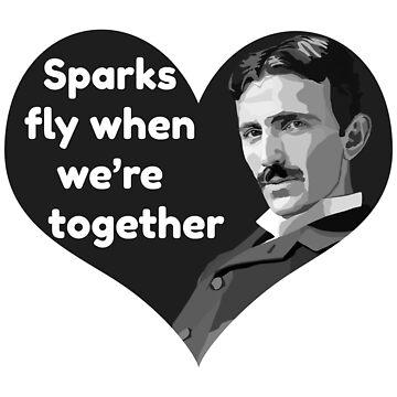Tesla Love by nataliebohemian