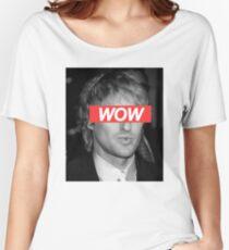 Camiseta ancha para mujer Owen Wilson