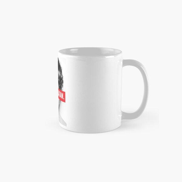 Not Today, Satan.  Classic Mug