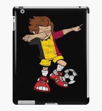 Belgium footballer flag jersey iPad Case/Skin
