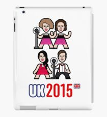 UK 2015 iPad Case/Skin