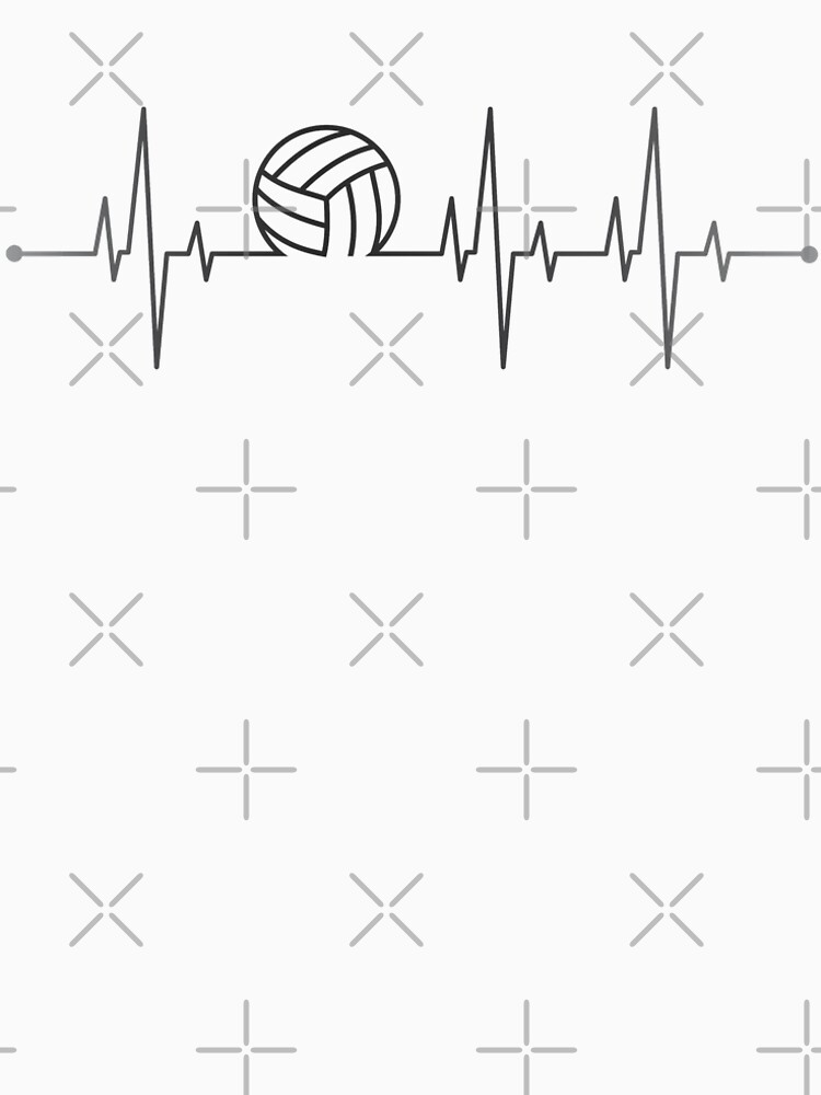 Volleyball Heartbeat by goodspy
