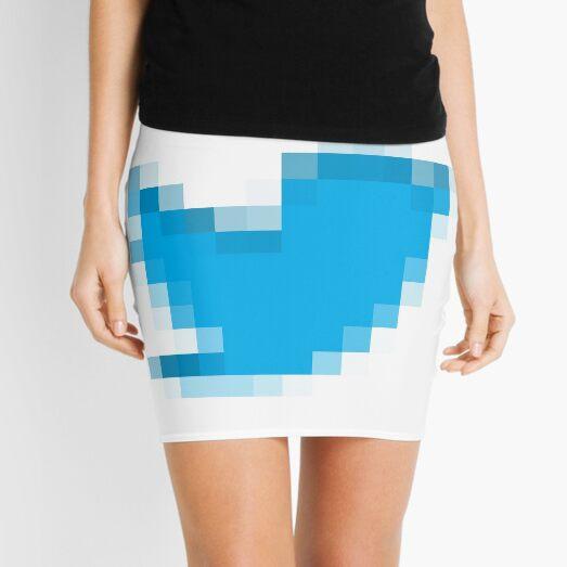 Twitter Mini Skirt