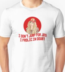"Katya Zamo ""I don't jump for joy"" - Rupaul's Drag Race Unisex T-Shirt"