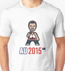 Australia 2015 Unisex T-Shirt