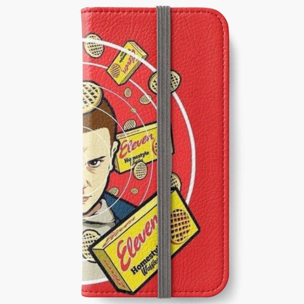 Stranger things iPhone Wallet