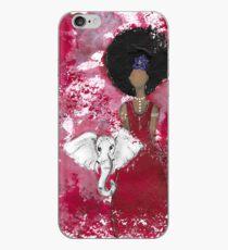 Delta Angel, Black Angels, African American iPhone Case
