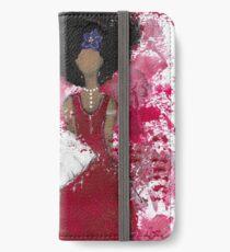 Delta Angel, Black Angels, African American iPhone Wallet/Case/Skin