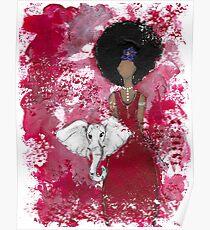 Delta Angel, Black Angels, African American Poster