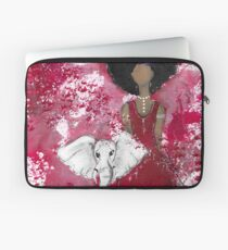 Delta Angel, Black Angels, African American Laptop Sleeve