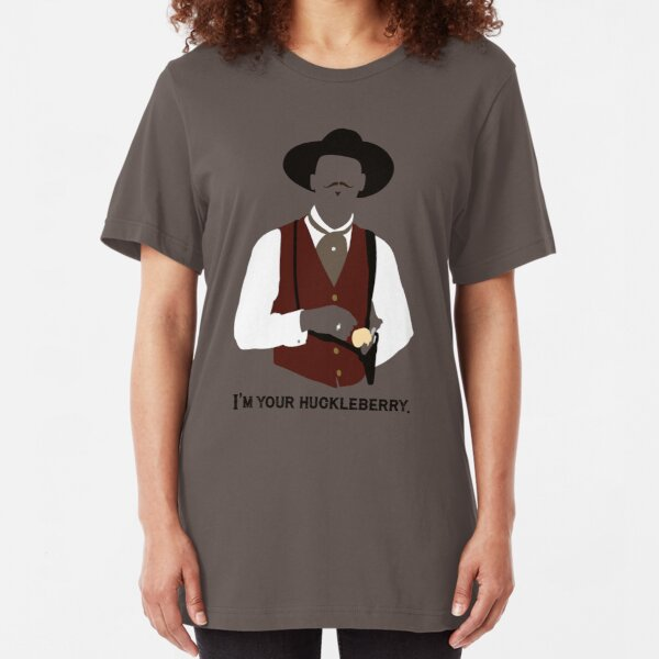 Tombstone: That's Just My Game Slim Fit T-Shirt