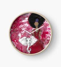 Delta Angel, Black Angels, African American Clock