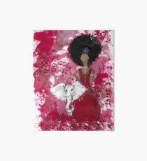 Delta Angel, Black Angels, African American Art Board