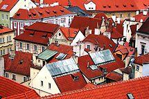 Prague by Anne-Marie Bokslag