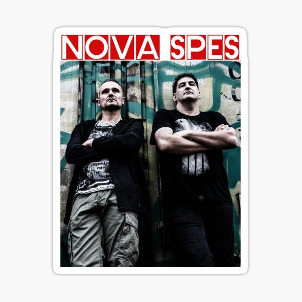 Bandshirt NOVA-SPES 2018 Sticker