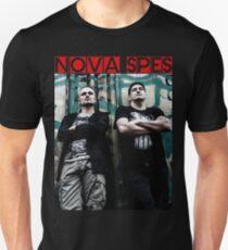 Bandshirt NOVA-SPES 2018 Unisex T-Shirt
