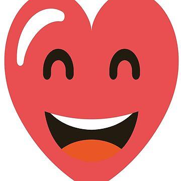 heart t shirt by malda16