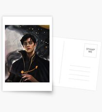 The Darkling Postcards