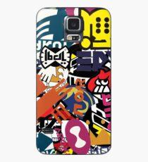 Splatoon Brand Logos | Splatoon Phone Case Case/Skin for Samsung Galaxy