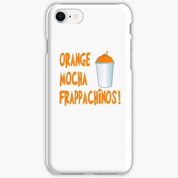Orange Mocha Frappachinos! Zoolander Quote iPhone Snap Case