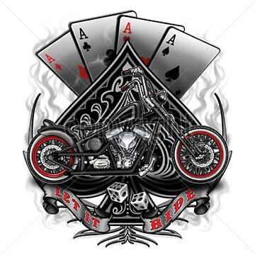 Motorcycle Casino by cellinleal