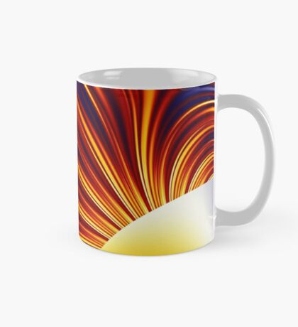 Color & Form Abstract - Solar Gravity and Magnetism 1 Mug