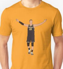 Moritz Wagner Embrace The Crowd Unisex T-Shirt