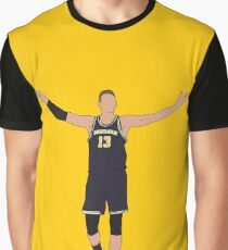 Moritz Wagner Embrace The Crowd Graphic T-Shirt