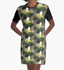 First of the year Graphic T-Shirt Dress