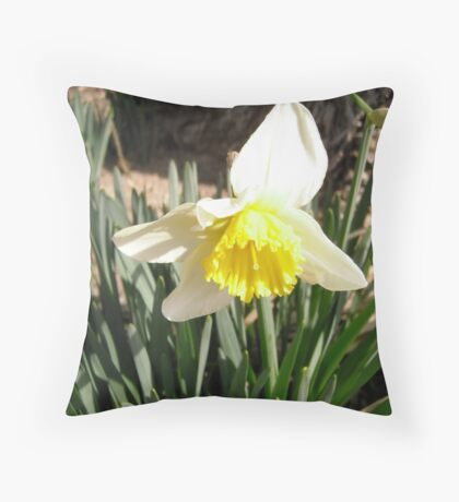 First of the year Throw Pillow