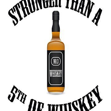 whiskey t shirt by malda16