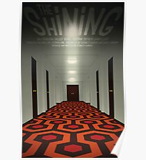 The Shining alternative movie poster Poster