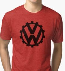 VW Volkswagen pre world war 2 vw emblem Tri-blend T-Shirt