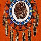 WhirlWind Buffalo Mandala by tkrosevear
