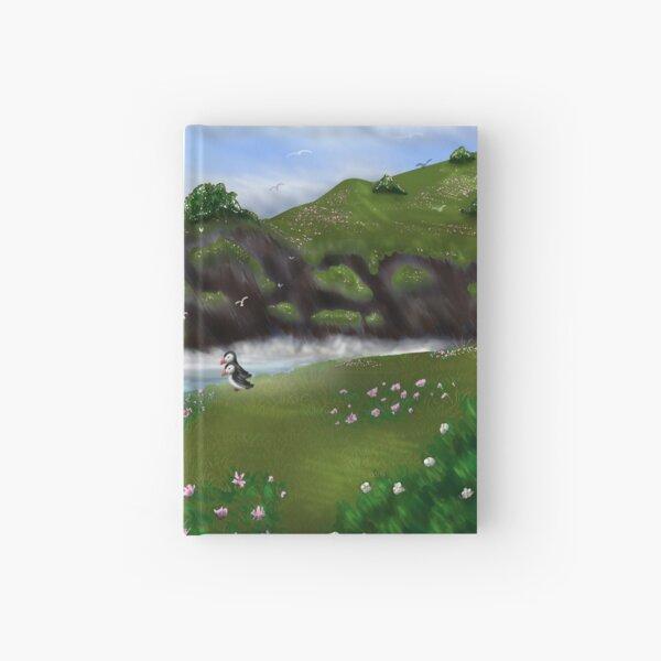 Roca del Puffin Cuaderno de tapa dura