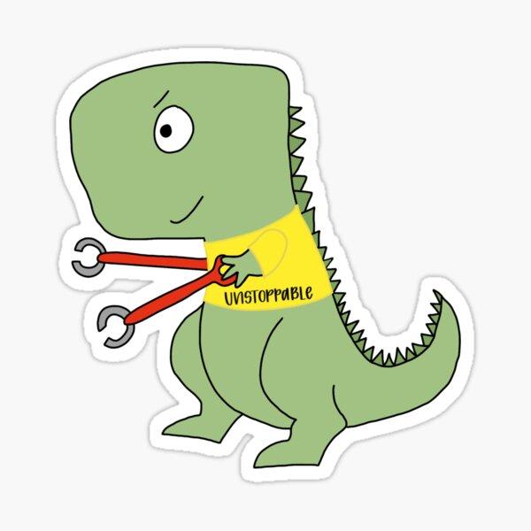 OT Rex Sticker