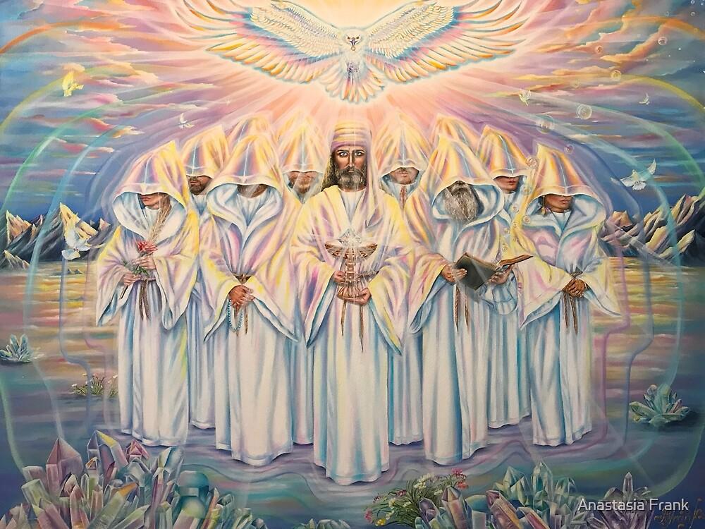 The Great White Brotherhood von Anastasia Frank