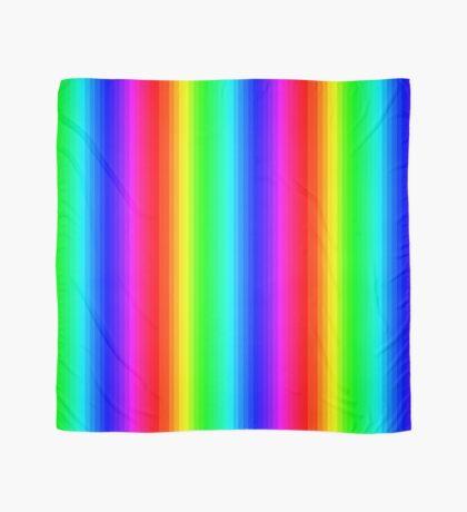 Stripes001 - Rainbow  Scarf