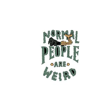 Normal people by kosvius