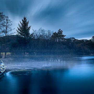 Blue Mist by Lanas